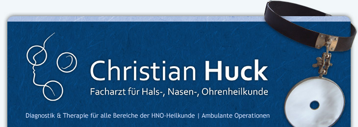 Diagnostik, Therapie, HNO-Heilkunde, Ambulante Operationen